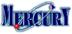 Logo radio streaming Mercury FM Surabaya