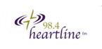 Logo radio streaming Heartline FM Samarinda